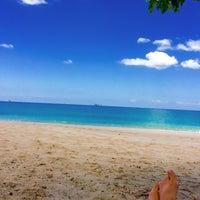 Photo taken at Reserva Beach Club by Ingrid B. on 10/23/2015