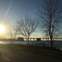 Photo taken at Fort Totten Park by Nick O. on 4/18/2017