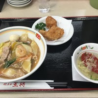 Photo taken at 餃子の王将 大東諸福店 by caprin on 1/12/2018