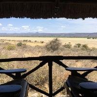 Photo taken at Manyara Wildlife Safari Camp by Christophe D. on 8/13/2017