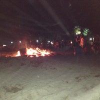 Photo taken at Denetko Plajı by Emre E. on 8/9/2013