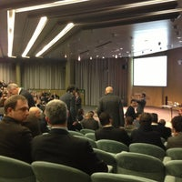 Photo taken at Telecom Italia by Davide R. on 1/16/2013