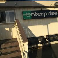 Photo taken at Enterprise Rent-A-Car by Alejandra R. on 3/30/2016