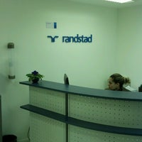 Photo taken at RANDSTAD Brasil - Filial Porto Alegre by Iverson S. on 6/27/2013
