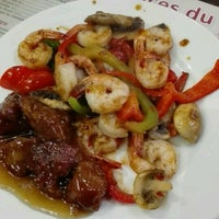 Photo taken at Delices du monde Wok by Sarai V. on 10/19/2016
