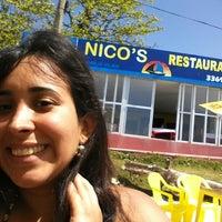 Photo taken at Nico's Restaurante by Ariana R. on 10/18/2012