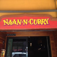Photo taken at Naan-N-Curry by Mateen S. on 7/9/2013