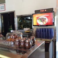Photo taken at Fanoos Grill by Mateen S. on 6/9/2014