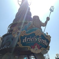 Photo taken at Ariel's Grotto by Mateen S. on 5/27/2013