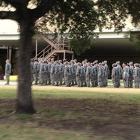 Photo taken at Lackland Air Force Base by Steve N. on 7/16/2013