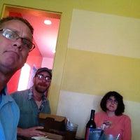 Photo taken at Reginelli's Pizzeria by Steve N. on 11/24/2012