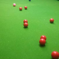 Photo taken at g405 snooker room by Wawa T. on 3/15/2015