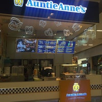 Photo taken at Auntie Anne's by Wawa T. on 7/13/2016