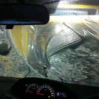 Photo taken at Rush Automatic Car Wash by Jo S. on 9/29/2013
