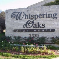 Photo taken at Whispering Oaks Apartments by Whispering Oaks Apartments on 2/10/2015