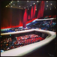 Photo taken at National Auditorium by Arturo G. on 10/10/2013