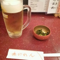 Photo taken at 赤のれん by やっきー は. on 9/11/2016