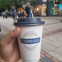 Photo taken at Greggs by Nguyễn ©hí ©. on 9/23/2017