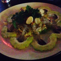 Photo taken at The Greenery Restaurant & Beer Garden by Coniglietta J. on 11/8/2013