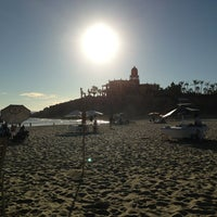 Photo taken at Cerritos Beach Club & Surf by Olenchero on 2/18/2013