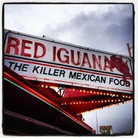 Photo taken at Red Iguana by Marcus M. on 3/4/2013
