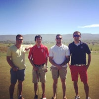 Photo taken at Soldier Hollow Golf Course by Marcus M. on 5/26/2014
