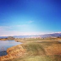 Photo taken at Stonebridge Golf Club by Marcus M. on 2/23/2014