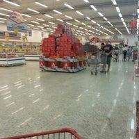 Photo taken at Supermercados Guanabara by Igor A. on 9/27/2012