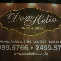 Foto tirada no(a) Dom Hélio por Igor A. em 9/19/2012