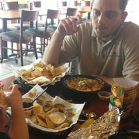 Photo taken at Moe's Southwest Grill by Nina N. on 5/27/2014