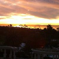 Photo taken at Monarch Beach Resort by Hutch C. on 1/23/2013