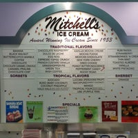 Photo taken at Mitchell's Ice Cream by Hutch C. on 3/14/2013