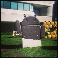 Photo taken at Googleplex - 44 by Tanya S. on 9/28/2013