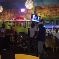 Photo taken at Jamaica Tropicale by Jerk Hut by Marina M. on 7/29/2016