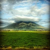 Photo taken at Mt. Arayat by Patrick S. on 2/12/2014