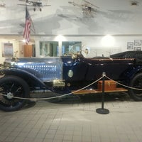 Photo taken at Owls Head Transportation Museum by Brett R. on 10/1/2014