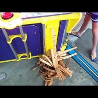 Photo taken at Carolina Beach Arcade by Krystie Lee R. on 9/15/2012