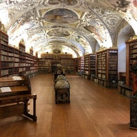 2/18/2018 tarihinde Pavelziyaretçi tarafından Strahovská knihovna'de çekilen fotoğraf