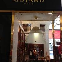 Photo taken at Goyard Boutique by Amer S. on 3/11/2013