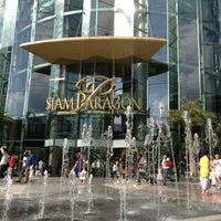 Photo taken at Siam Paragon by Amer S. on 6/28/2013