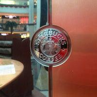 Photo taken at Starbucks by Amer S. on 1/23/2013
