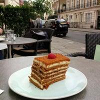 10/7/2013 tarihinde Amer S.ziyaretçi tarafından L'ETO Caffè'de çekilen fotoğraf