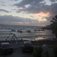 2/7/2013 tarihinde Deniz S.ziyaretçi tarafından Karina Balık Restaurant'de çekilen fotoğraf