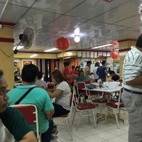 Photo taken at Davao Famous Restaurant by Audrep Pearl C. on 5/30/2016