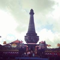 Photo taken at Monumen Puputan Klungkung by IWayan S. on 4/30/2017
