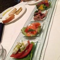 Photo taken at Taormina Sicilian Cuisine by Ryutaro T. on 8/19/2013