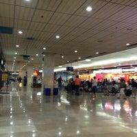 Photo taken at Mactan-Cebu International Airport (CEB) by Lyca M. on 5/23/2013