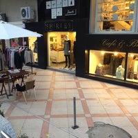 Photo taken at shırley cafe & butik by Nur G. on 11/24/2013