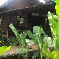 Photo taken at Mook Lanta Eco Resort by Nina E. on 11/23/2016