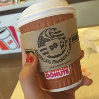 Photo taken at Dunkin' Donuts by Nesh F. on 7/4/2015